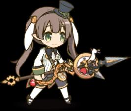 キャラ/★/アユミ(ワンダー)/SD1